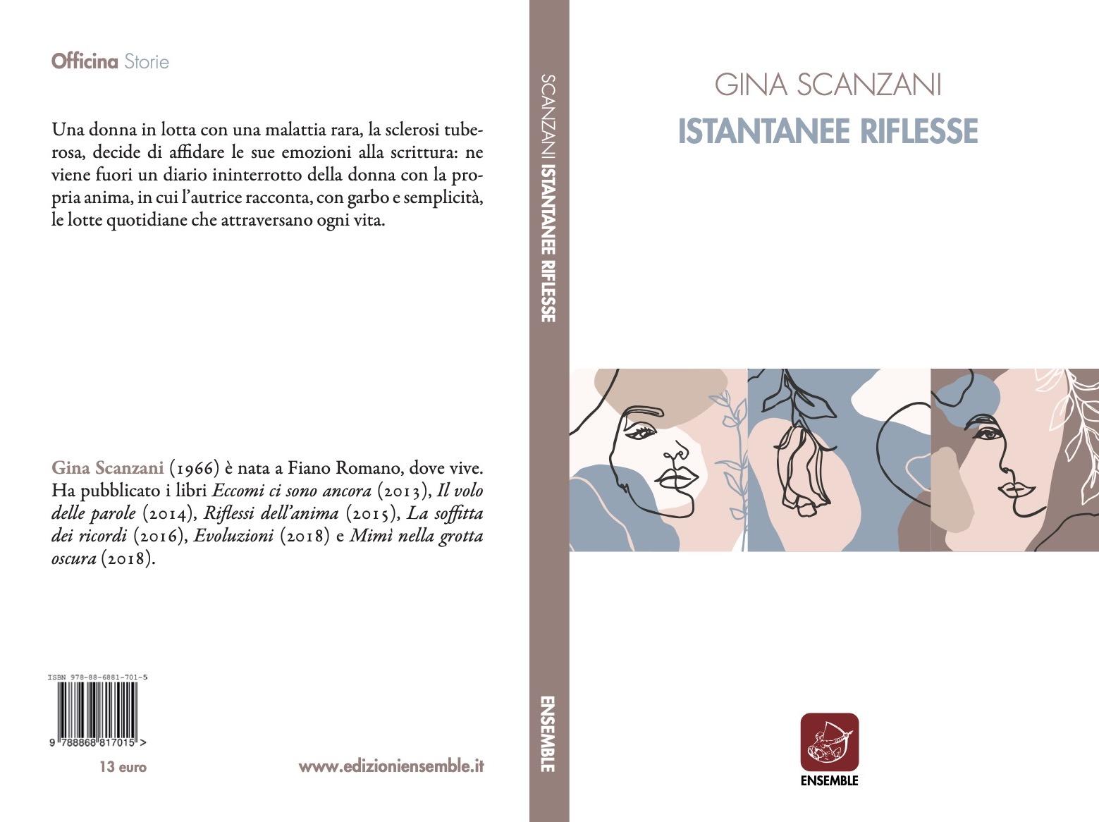 Presentazione del libro   Istantanee riflesse – Gina Scanzani